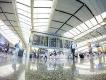 Singapur lotnisko Fotografia Stock
