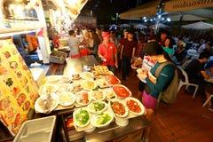 Singapur: Makansutra żarłoków zatoka Obrazy Stock