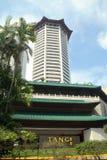 Singapur-Markstein Stockbilder