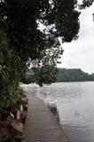 Singapur Mc Ritchy rezerwa Fotografia Stock
