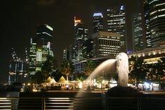 Singapur Merlion Lizenzfreie Stockfotografie