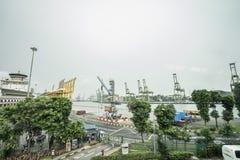 Singapur miasto, Singapur Zdjęcie Stock