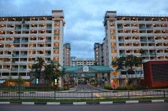 Singapur mieszkania państwowego nieruchomość Zdjęcie Stock