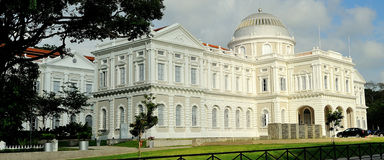 Singapur Muzeum Narodowe Fotografia Stock
