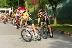 Singapur-nationale einen.Kreislauf.durchmachenmeisterschaft 2009 lizenzfreies stockbild