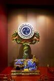 Singapur Od kolekci relikwie świątynia święta ząb relikwia Zdjęcia Royalty Free