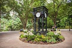 Singapur ogródy botaniczni Obraz Royalty Free