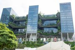Singapur-Park-königliches Hotel verlost Platz, Singapur 201 am 28. Dezember lizenzfreie stockfotos