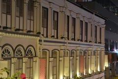 Singapur-` s schöne Architektur stockfotografie