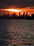 Singapur-Skyline Lizenzfreies Stockbild