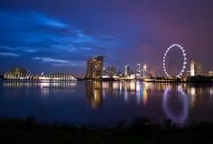 Singapur-Stadt Lizenzfreie Stockfotografie