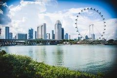 Singapur Syline lizenzfreies stockfoto
