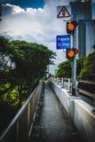 Singapur Syline stockbild