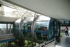 Singapur, 24to de diciembre de 2013 Foto de archivo