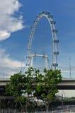 Singapur ulotka Zdjęcie Stock