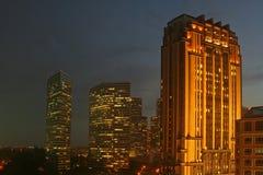 Singapur urbano Imagen de archivo libre de regalías