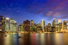 Singapur vivo imágenes de archivo libres de regalías