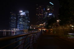 Singapur, 24. vom Dezember 2013 Stockfotografie