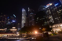 Singapur, 24. vom Dezember 2013 Stockbilder