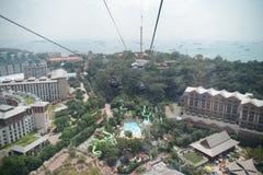 Singapur, 24. vom Dezember 2013 Lizenzfreies Stockbild