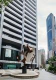 Singapur ziemi wierza zdjęcia royalty free