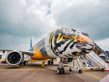 Singapura Airshow 2018 Imagens de Stock Royalty Free