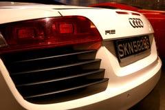 Singapura: Audi Fotografia de Stock