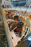 Singapura: Centro de compra da cidade das rifas Imagem de Stock Royalty Free