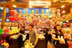 Singapura: Compras Fotografia de Stock Royalty Free