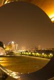 Singapura dourado Imagens de Stock