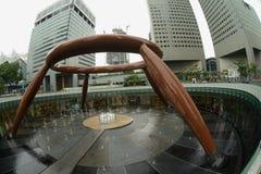 Singapura, 24o de dezembro de 2013 Foto de Stock