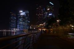 Singapura, 24o de dezembro de 2013 Fotografia de Stock