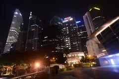 Singapura, 24o de dezembro de 2013 Fotografia de Stock Royalty Free