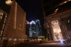 Singapura, 24o de dezembro de 2013 Foto de Stock Royalty Free