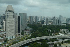 Singapura, 24o de dezembro de 2013 Fotos de Stock