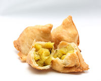 Singara curry'ego chuch Fotografia Stock