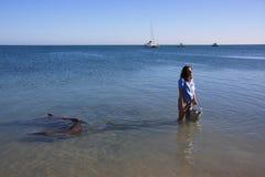 Singe Mia - Australie occidentale Photographie stock