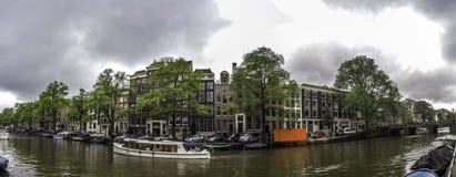Singel Амстердам Стоковые Фото
