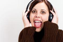 Singen Sie entlang 2 lizenzfreie stockbilder