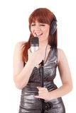 Singer Royalty Free Stock Images