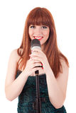 Singer Stock Photography