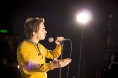 singer Imagens de Stock