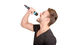 singer foto de stock royalty free