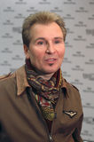 Singer Alexander Malinin in Crocus City Hall Royalty Free Stock Photo