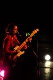 Singer anna calvi live at Viper theatre, Florence Stock Photo