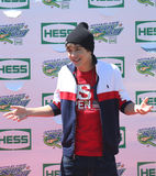 Singer Austin Mahone attends Arthur Ashe Kids Day 2013 at Billie Jean King National Tennis Center Stock Images