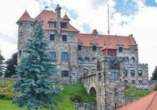 SInger Castle, Dark Island, New York Royalty Free Stock Image