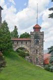 SInger Castle, Dark Island, New York Stock Photo