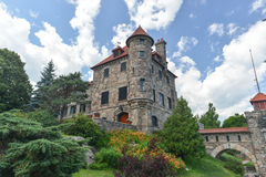SInger Castle, Dark Island, New York Royalty Free Stock Image