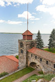 SInger Castle, Dark Island, New York Stock Image